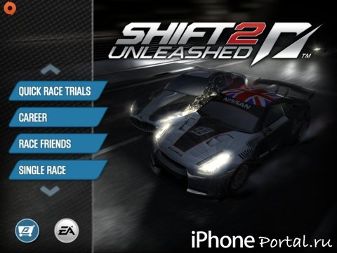 [HOT] SHIFT 2 Unleashed for iPad (World) v1.2.94 [Electronic Arts] [�гры для iPad]