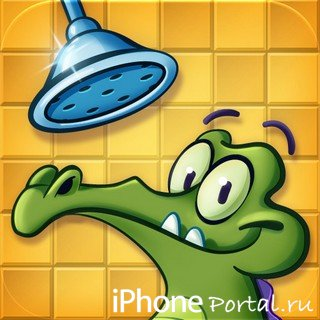 ГДЕ ЖЕ ВОДА? (Where's My Water?) v1.6.0 [RUS] [�гры для iPhone/iPod Touch] [Walt Disney]