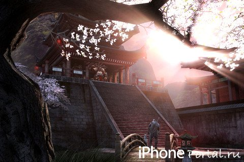 Infinity Blade II v1.1.1 [RUS] [�гры для iPhone/iPod Touch/iPad]