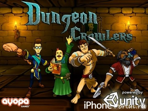 Dungeon Crawlers v1.1.1 [�гры для iPhone/iPad]