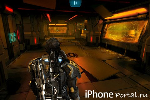 MASS EFFECT INFILTRATOR v1.0.3 + DLC [Electronic Arts] [�гры для iPhone/iPad]