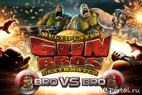 Gun Bros v3.3.0 [�гры для iPhone/iPad]