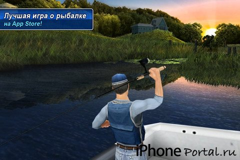 Fishing Kings Free+ v1.0.5 [RUS] [Gameloft] [Игры для iPhone/iPad]