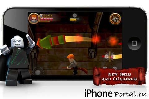 LEGO Harry Potter: Years 5-7 v1.1 [�гры для iPhone/iPad]
